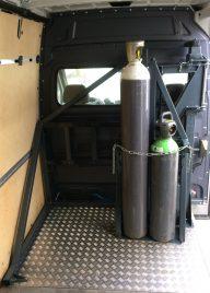 Swiftloader-Cilinder-vervoer